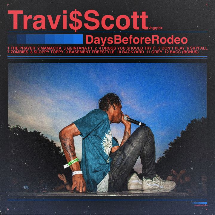 """""""Days Before Rodeo"""" - VB Graphics"""