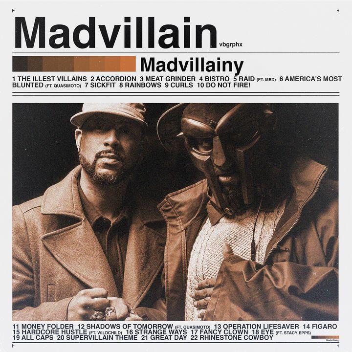Madvillainy - VB Graphics