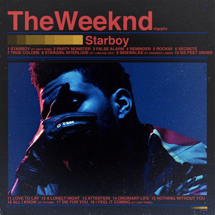 Starboy - VB Graphics
