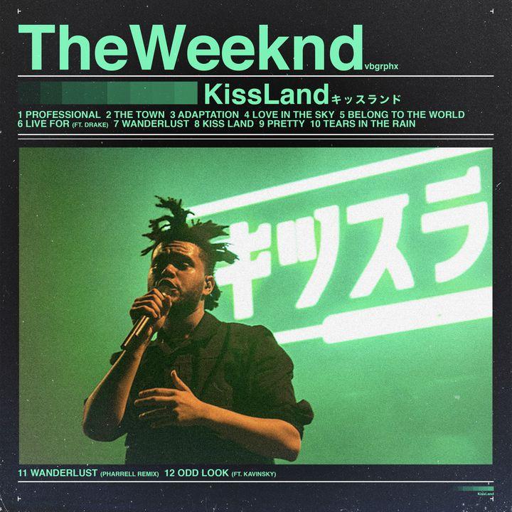 Kiss Land - VB Graphics