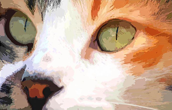 Cat Portrait - Dori Marie