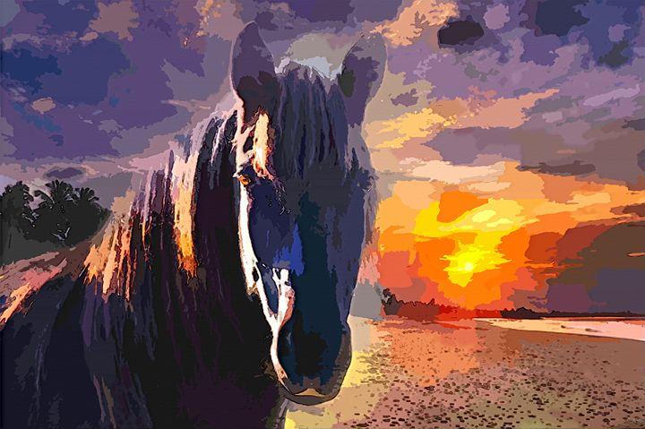 Wild Horse - Dori Marie