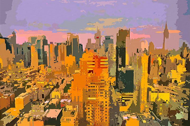 New York City - Cityscape - Dori Marie