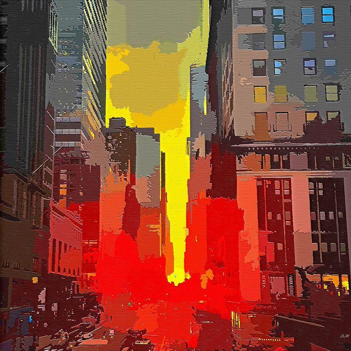 New York City - Dori Marie
