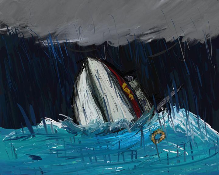 ShipWreck - Stylo