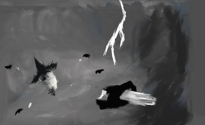 Stormy Skies Fight - Stylo