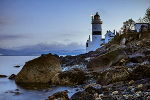 Cloch Lighthouse, Scotland
