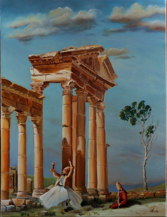 Ancient delights - Adina Lupan
