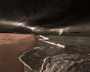 Cape Henlopen Storm - Mistrot