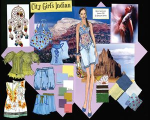 City Girl Indian