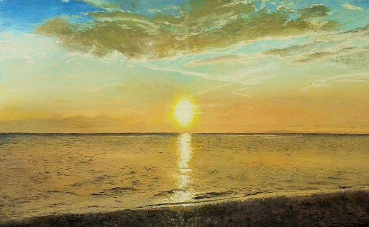 Kaputian Beach 'Sunset' - Ronny Wenzel