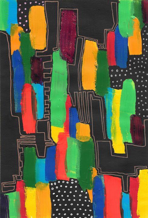 Blank Spaces 2 - Manju M