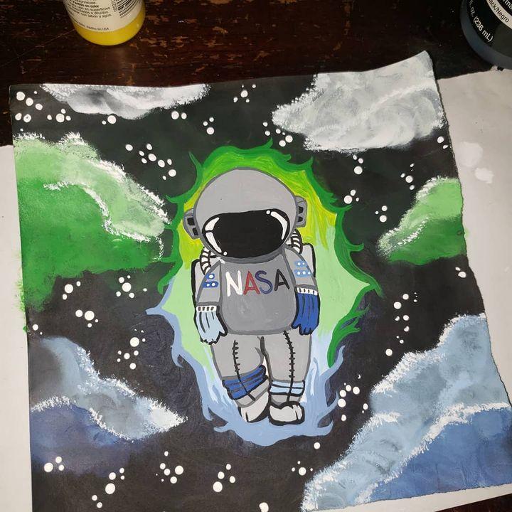 Baby Astronaut - Jes!ka