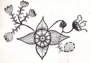 Entangled Blossoms
