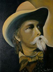 "William Cody alias ""Buffalo Bill"""
