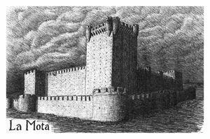 Castle La Mota, Spain