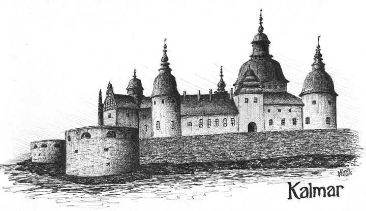 Kalmar Castle, Sweden - Michael Rush