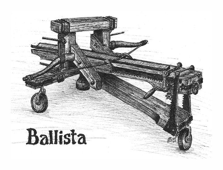 Ballista - Michael Rush
