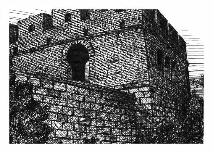 The Great Wall, Badaling, China - Michael Rush