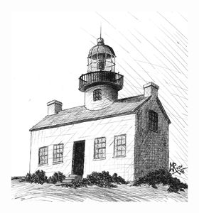 Point Loma Lighthouse, San Diego,USA - Michael Rush