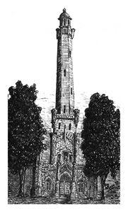 The Watertower, Chicago, USA - Michael Rush