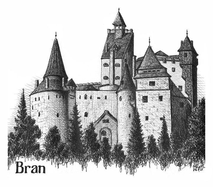 Bran Castle, Romania - Michael Rush