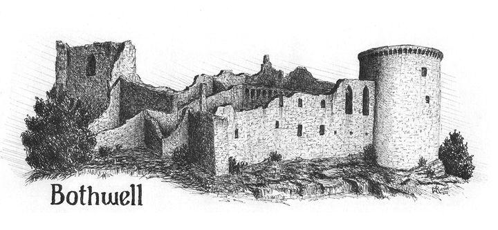Bothwell Castle, England - Michael Rush
