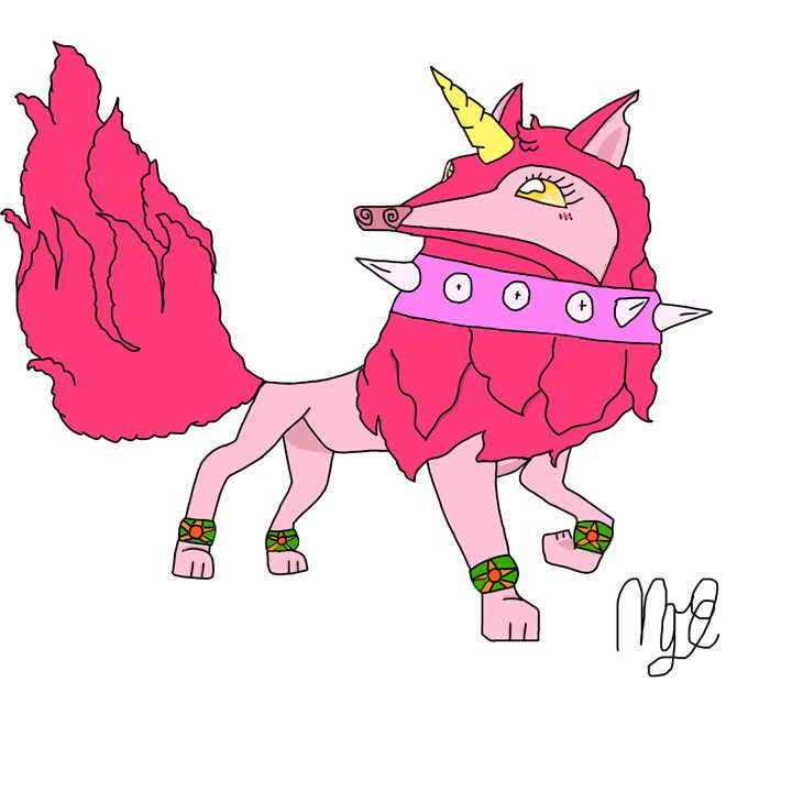 Animal Jam OC - Morgan J. E