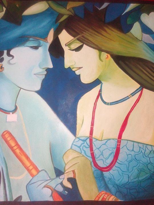 Love - Pretty art