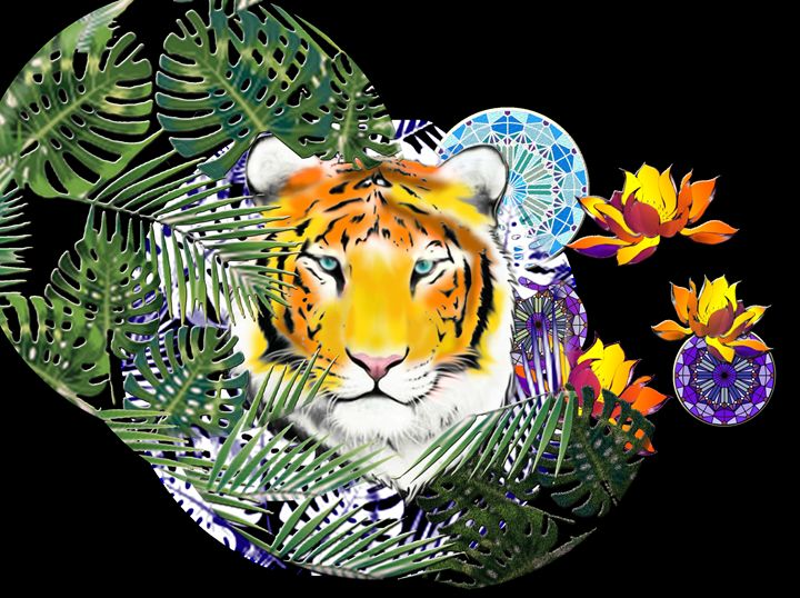 Tropical Magic - Kate Turova