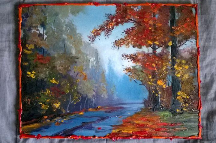 Autumn Mood - Kate Turova