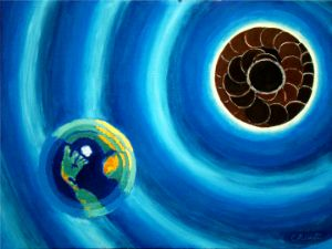 Gravity Waves - Charles Robert (Bob) Welti