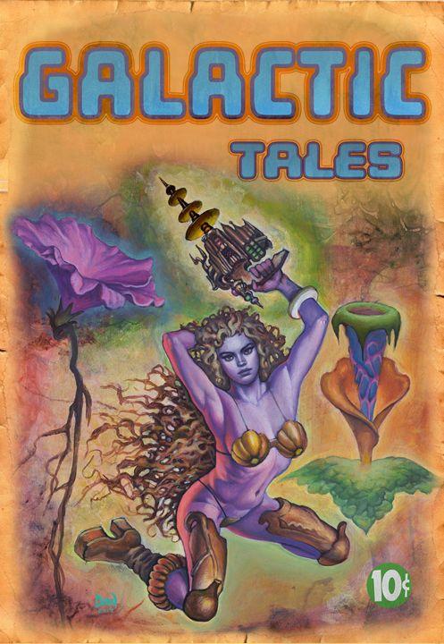 Galactic Tales - Dion Macellari
