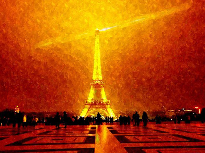 City of lights - Rachel Niedermayer