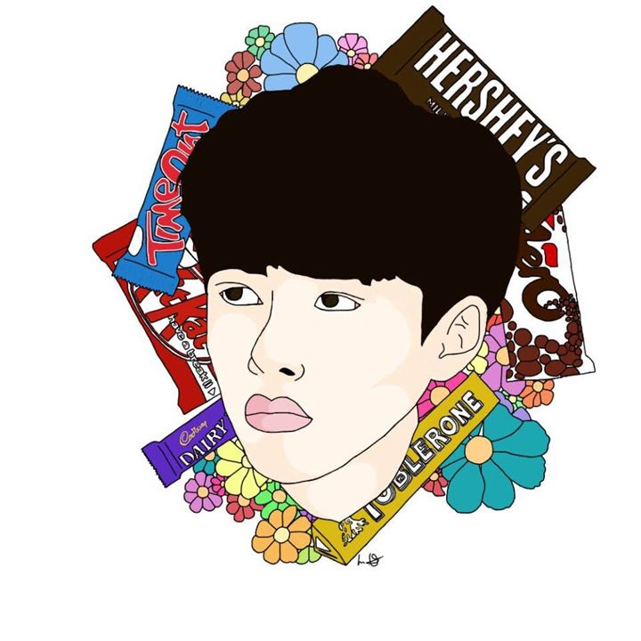 Candy Kyungsoo - RJ Ouellet
