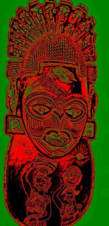 FESTAC 77 Nigeria - The African Arts Centre