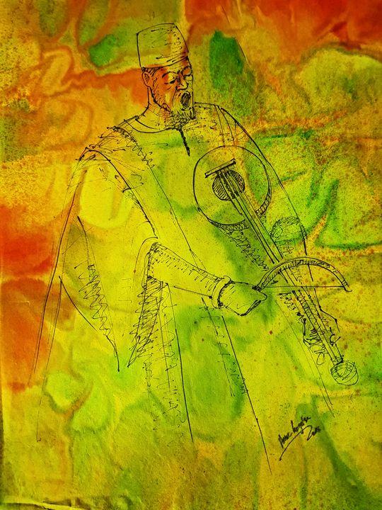 Musical Vibrations - CHIEF GIFT KOFI AMU - LOGOTSE @TAAC