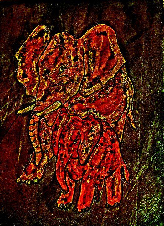 Finding our way in the dark - CHIEF GIFT KOFI AMU - LOGOTSE @TAAC