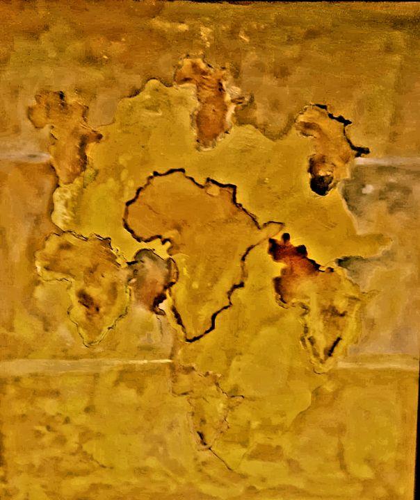 Disunited States of Africa - CHIEF GIFT KOFI AMU - LOGOTSE @TAAC