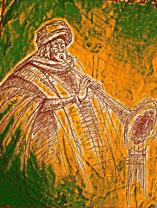 Hausa Musical Notations - CHIEF GIFT KOFI AMU - LOGOTSE @TAAC