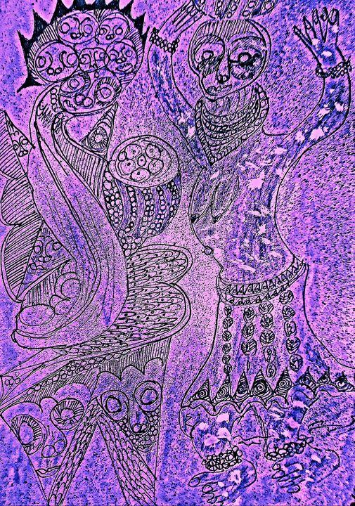 Creative Arts Amu 009 - CHIEF GIFT KOFI AMU - LOGOTSE @TAAC