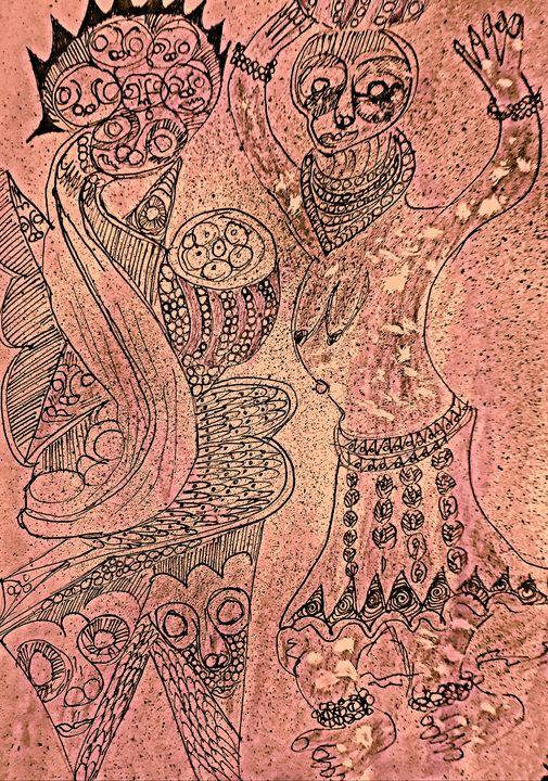 Creative Arts 002 - CHIEF GIFT KOFI AMU - LOGOTSE @TAAC