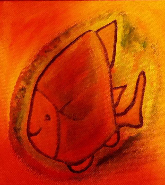 Red Fish - The African Arts Centre