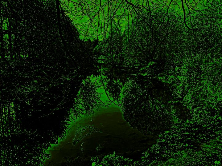 The green in Glasgow - CHIEF GIFT KOFI AMU - LOGOTSE @TAAC