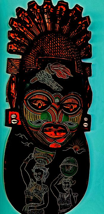 Face It Now - The African Arts Centre