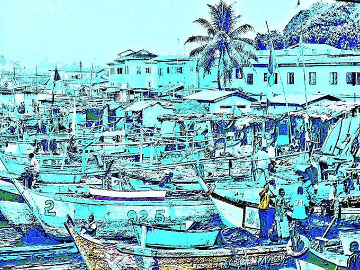 The Fishing Industry - CHIEF GIFT KOFI AMU - LOGOTSE @TAAC