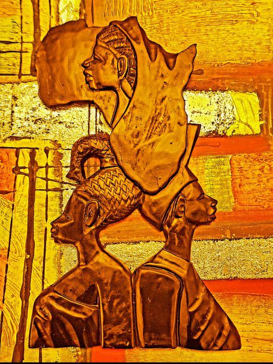 Africa - CHIEF GIFT KOFI AMU - LOGOTSE @TAAC
