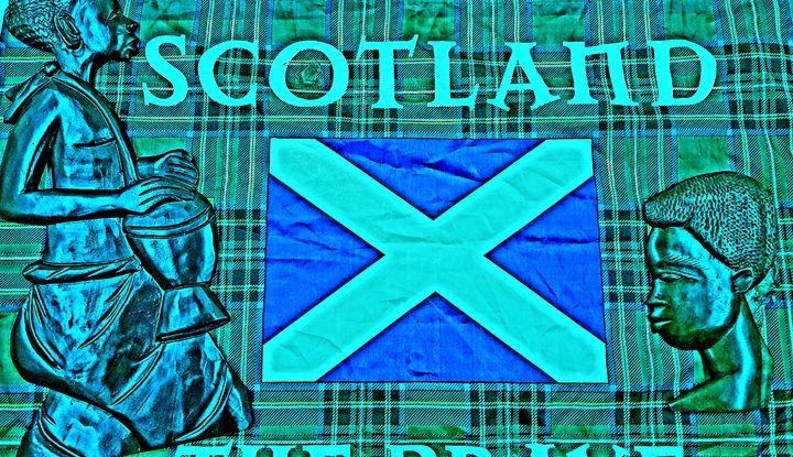 Scotland my  Scotland - The African Arts Centre