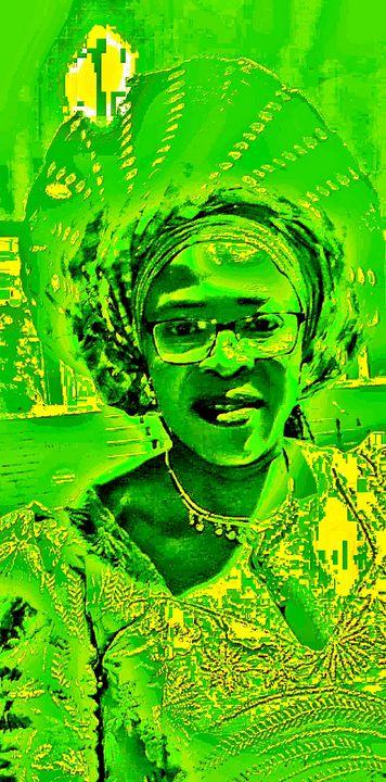 Trade Fair Queen Ghana - The African Arts Centre
