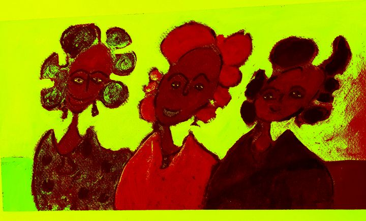 Green Girls - The African Arts Centre